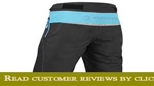 mtb waterproof tenn mens protean mtb downhill cycling shorts black cyan lrg