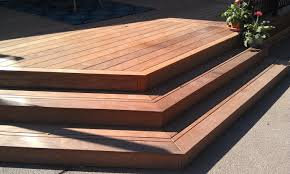 landing steps buildstrong construction within beautiful deck