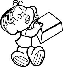 attendance box turma da monica coloring page wecoloringpage