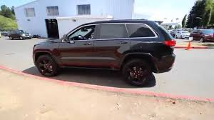 jeep grand cherokee 2017 blacked out 2015 jeep grand cherokee altitude brilliant black crystal