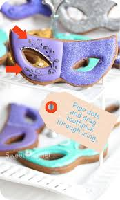 masquerade cookies masquerade cookie recipes food cookie tech