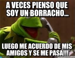 Meme Com - los mejores memes sobre borrachos chilango