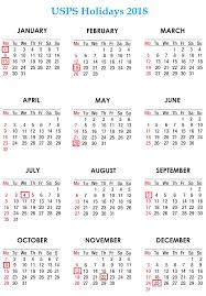 usps holidays 2018 us postal service holidays hours schedule