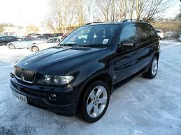 06 bmw x5 for sale used bmw x5 2006 diesel 3 0d sport 5dr auto 4x4 black edition for