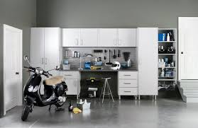 garage cabinets make your garage look neater u2013 garage storage