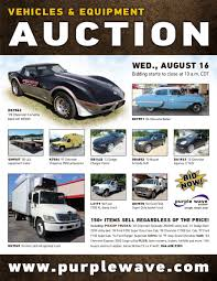 sold august 16 vehicles and equipment auction purplewave inc