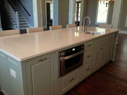 kitchen island microwave island with built in microwave drawer