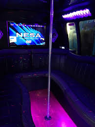 party rentals atlanta 16 passenger party rental hot atl party