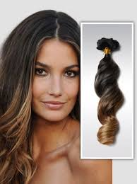ombre hair extensions uk inch three colors ombre clip in remy human hair extensions