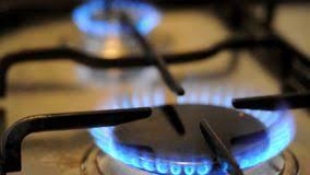 feu de cuisine fourneau de cuisine vidéos image du closeup bleu 35172526