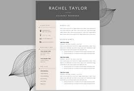 beautiful cv design for copywriter buscar con google cv design