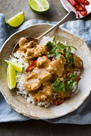 Thai Red Pumpkin Curry Recipe by Thai Red Curry With Chicken U0026 Mango Recipetin Eats