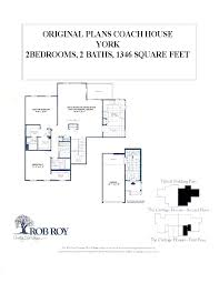 rob roy country club village floor plans