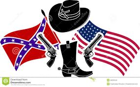Mexican Flag Stencil Symbol Of American Civil War Stock Vector Illustration Of Design