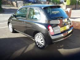 nissan micra gumtree manchester nissan micra sport plus 3 door hatcback 55 reg in metallic black