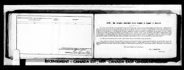 file dans ton bureau 1851 census library and archives canada