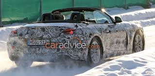 convertible toyota supra 2018 bmw z5 spied top down alongside toyota supra coupe photos