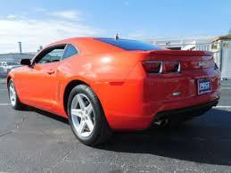 2012 orange camaro orange chevrolet camaro in florida for sale used cars on