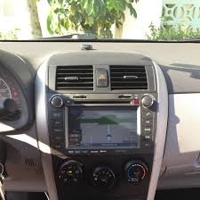 toyota car stereo customer review for pumpkin lm w0675 toyota corolla 8 touch