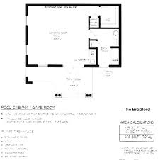 house plans with pools small pool house plans pool house floor plans new small house plan