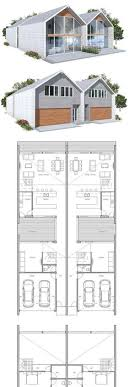 house plan for narrow lot narrow but large 2 storey home with 5 bedrooms plus a study and 3