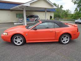 2004 ford mustang gt 2004 ford mustang gt deluxe 2dr convertible in dillonvale oh