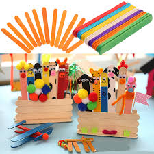 online get cheap colored craft sticks aliexpress com alibaba group