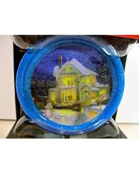 thomas kinkade lighted pictures spectacular deal on hallmark thomas kinkade lighted holiday ornament