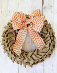 gearing up for fall with a burlap wreath it is a easy fall