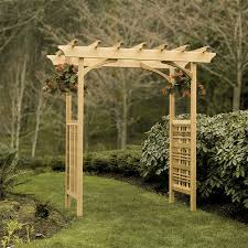 wooden garden arbor plans u2013 outdoor decorations