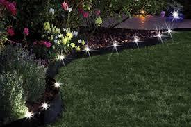 Solar Lights Garden Fiberedge Fiberglass Solar Led Lights Garden Bed