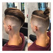 top knot hairstyle men mens easy hairstyles plus mens top knot hairstyles all in men