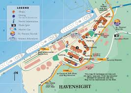 road map of st usvi map st croix islands major tourist attractions