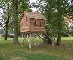 How To Build A Small House by How To Build A Tree House For Kids 6520