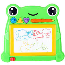 2017 sale new colorful magnetic drawing board sketch pad