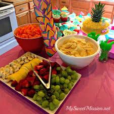 luau party hawaiian luau party ideas my sweet mission