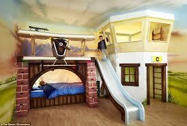 Bunk Bed With Slide Bunk Bed Montserrat Home Design Bunk Bed With Slide It S