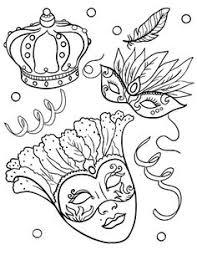 mardi gras coloring pages pictures imagixs mardi gras cake