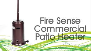 Fire Sense Propane Patio Heater by Fire Sense Patio Heater Review Most Important Questions Answered