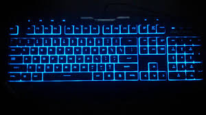 cm storm keyboard lights cmstorm devastator light mod youtube