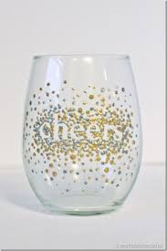 Wine Glass Decorating Ideas The 25 Best Glass Paint Ideas On Pinterest Painting On Wine