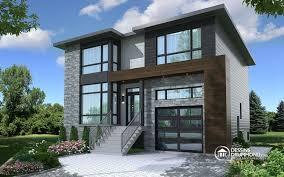 maison avec 4 chambres maison contemporaine avec 4 chambres et un garage