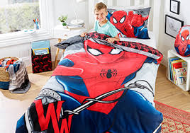 Spiderman Double Duvet Spider Man At Spotlight Kids U0027 Favourite Hero