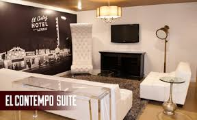 in suite designs the el cortez in downtown las vegas hotel rooms