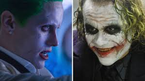joker makeup jared leto and heath ledger u0027s artists speak