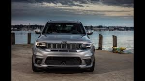 trackhawk jeep black 2018 jeep grand cherokee trackhawk youtube