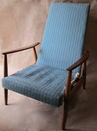 Milo Baughman Recliner Milo Baughman Recliner Transformed Modern Chair Restoration