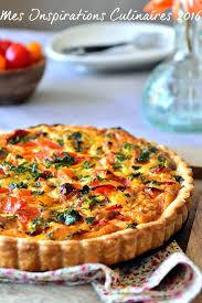 cuisine tomate quiche à la tomate et au chèvre le cuisine de samar