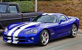 dodge viper race car dodge viper