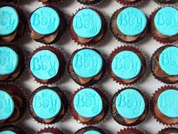 baby boy shower cupcakes baby boy mini baby shower cupcakes chocolate and velve flickr